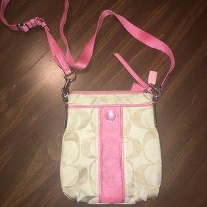 Authentic COACH Crossbody Bag